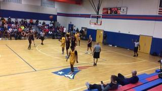 Albany City Rocks gets the victory over NJ Playaz, 85-70