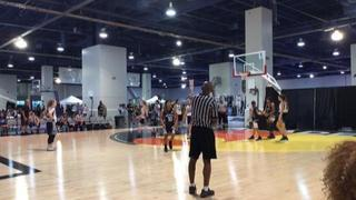 SoCal Blaze Black gets the victory over SDP AIM MEXICO, 48-35