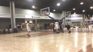 Atlanta Lightning with a win over Montgomery Fire, 71-65