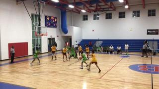 NJ Playaz with a win over Tennessee Dreamchasers, 47-41