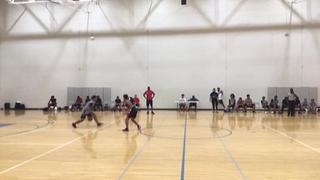 Cy Fair Elite - Kerri victorious over Northwest Elite Basketball, 63-59