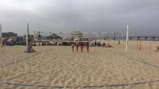 Alyssa Johnson / Sara Vlcek wins 0-0 over Jade Fuji / Avery Turk