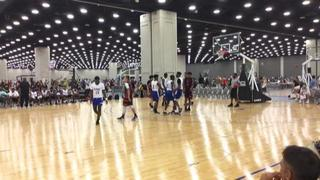 Ohio players wins 60-47 over Indy EBC Blue