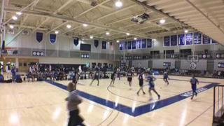 Rytes Warriors (PA) defeats NYC Chargers, 62-49