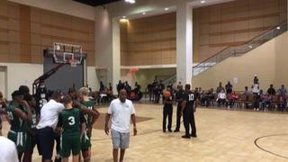 South Carolina 76ers defeats Team Non-Stop, 59-56