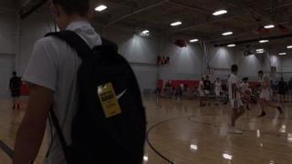 Iowa Barnstormers Black 16U vs Minnesota Magic Elite - Hannah 16U