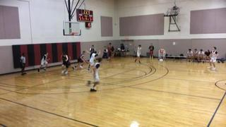 California Select White emerges victorious in matchup against Limitless 15U National, 55-52