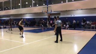 Hoop Dreams gets the victory over Team RWA, 62-59