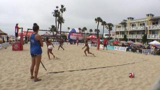 Jordan Boulware / Ashley Pater emerges victorious in matchup against Drew Wright / Julia Capps, 0-0