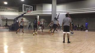 Freedom Hoops emerges victorious in matchup against Reach Higher Kings, 51-50