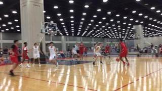 Mid Ohio Pumas - Benson triumphant over JSBA Grey 17U, 65-60