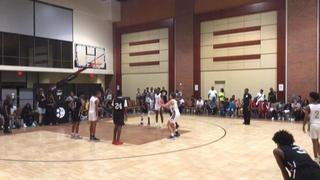 Team Durant emerges victorious in matchup against Team United White, 63-50
