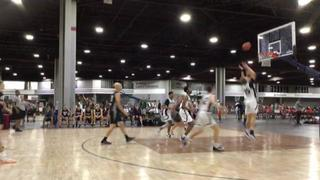 Upward Stars Upstate - White emerges victorious in matchup against Pentagon Schoolers Robey, 71-60