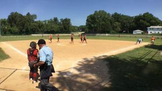 Things end all tied up between Naperville Diamonds JK and Tinley Park Rockers 18U