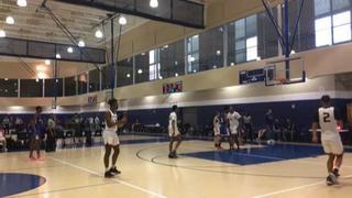 Tampa BayHawks Batchelor Elite wins 66-60 over Nike Elite Stars 2021