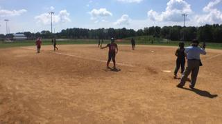Things end all tied up between Diamond State Swoop and Firecrackers PA-Griffin