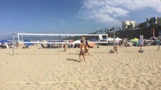 Hope Shannon / Kali Uhl wins 1-0 over Kate Fitzgerald / Summer McDonough