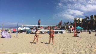 Kendall Peters / Maddi Kriz defeats Ellie Shank / Ella Larkin, 1-0
