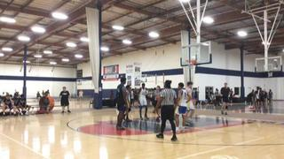 Belmont Shore puts down Splash City 17 with the 105-80 victory