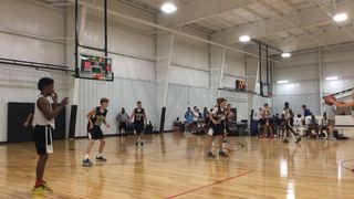 Indy Heat 2023 victorious over Team Focus 2022 - Black, 86-6