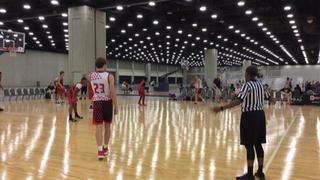 Ohio Running Rebels emerges victorious in matchup against JSBA GREY 17U, 49-46