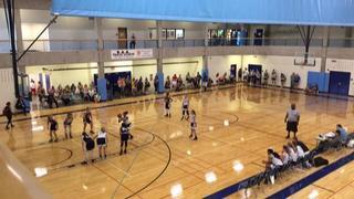 KFD SWISH steps up for 69-49 win over St. Louis Eagles - 2022