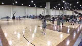 Rockies (BSTTL) with a win over CyFair Elite (Gold Simons), 62-32