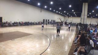 EVOelite (2020) with a win over Carolina Waves Shiehl, 42-35