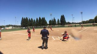 CA Breeze Northstate (14A) - Kelly Hornbuckle vs Oregon Titans (14A) - Pete Gonzalez