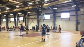 Thunder Selects 50 Springfield Lady Ballers 25