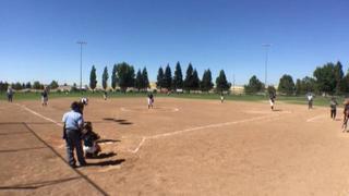 Oregon Titans (14A) - Pete Gonzalez vs Nor Cal Legends-Garcia (14A) - Mina Garcia