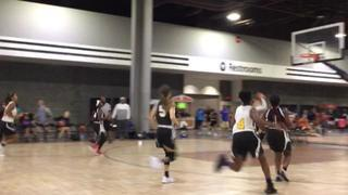 Bay State Jaguars Elite 2021 Mosely/Bollin steps up for 64-23 win over TN Threat