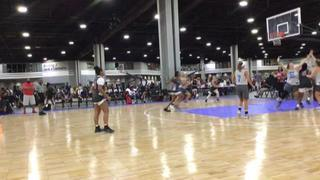Nike LadyGymRats Bronze puts down 2020 Lady Prime Marissa Coleman- TN with the 62-55 victory