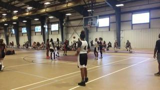 CT Heat - Holmes victorious over CT Playmakers, 31-25