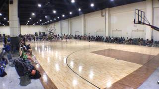 Premier (EYBL Milby) puts down Team Iowa (Elite BSTTL) with the 77-63 victory