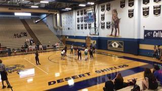 Arizona Dynasty gets the victory over Team Fierce, 45-34