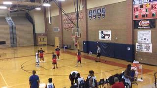 Arizona Legends getting it done in win over IEBP Blue, 62-34
