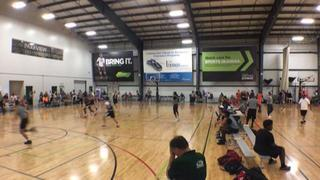 MBA SELECT - GOLD (IN) wins 40-30 over GYM RATS 2020 - BLACK (IN)