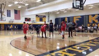 Minnesota Heat - Vang (5) victorious over La Crosse Elevate (60), 72-55