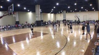 Springfield Ballers (Gee) emerges victorious in matchup against Loudoun Flight (2023), 54-45