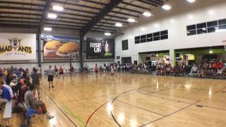INDY HEAT 2020 - RED picks up the 50-26 win against OHIO RUNNING REBELS