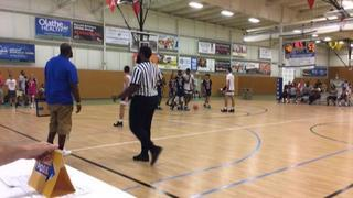 STL Eagles (14u) steps up for 53-48 win over WI Phenoms