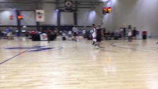 Grind Academy emerges victorious in matchup against Trill Warriors, 45-35