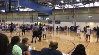 D1MN Prospects (31) emerges victorious in matchup against Michigan Tranzition (63), 75-62