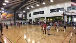 OHIO HOOPSTERS - TILLMAN puts down DREAM CHASERS with the 52-35 victory