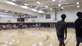 Minnesota Fury - Kallman (20) emerges victorious in matchup against H.I.T. (32), 55-50