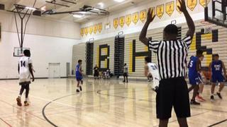 MN Rise (53) victorious over Indy EBC (60), 66-45