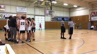 OSA Crusaders Gauntlet victorious over Buddy Buckets Gold , 60-39