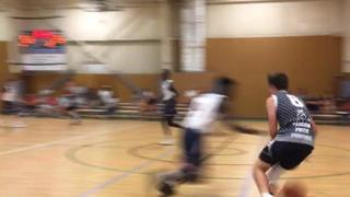 Drive 5 Power Elite puts down Sacred Hoops - Harming with the 63-30 victory