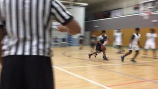 St. Louis Eagles puts down Team KC Black 13u with the 55-33 victory